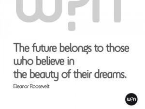 beauty of dreams
