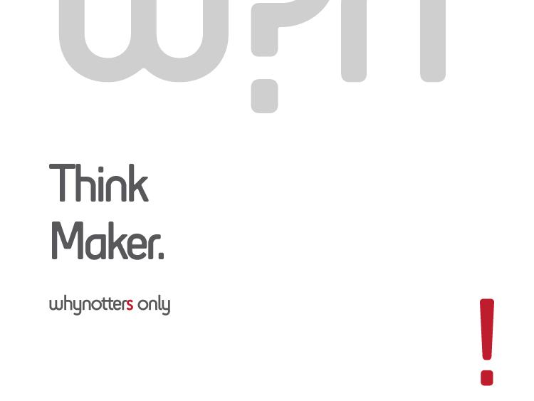 Think maker